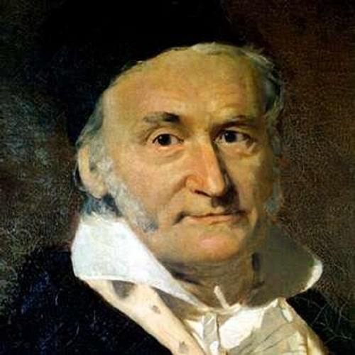 Карл Фридрих Гаус - най-великите умове на всички времена