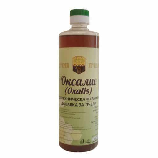 Оксалис - за борба с вароатозата