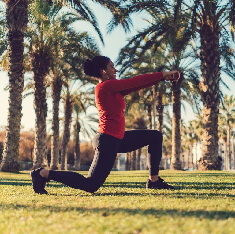 Ходещи напади - най-добрите упражнения за стегнато дупе