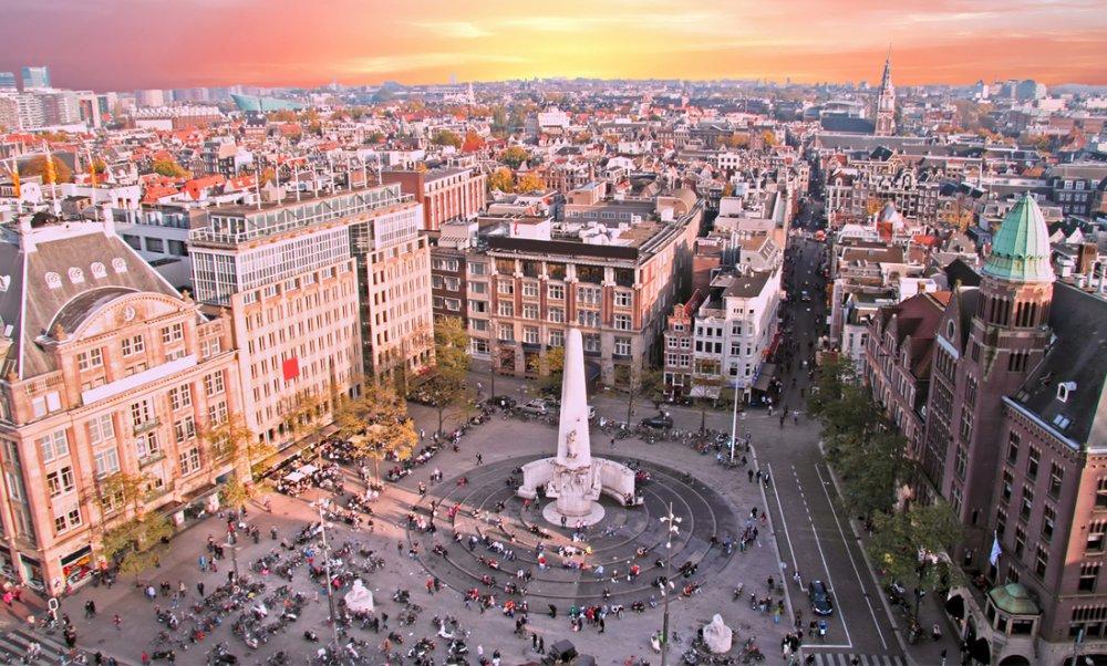 Амстердам, Холандия