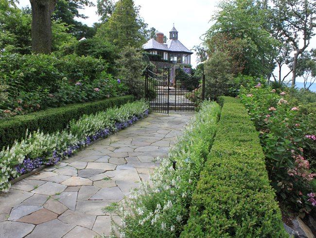 Далечният изглед - съвети за красив градински пейзаж