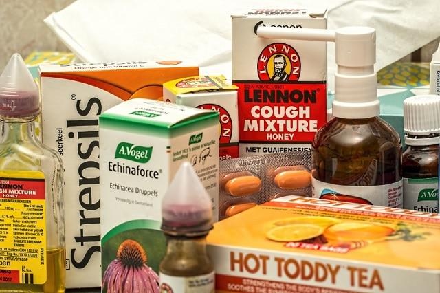Лекарства за зачервено и възпалено гърло при децата