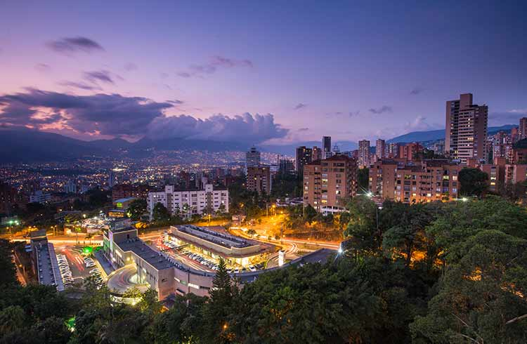 Меделин, Колумбия - най-добре планираните градове в света