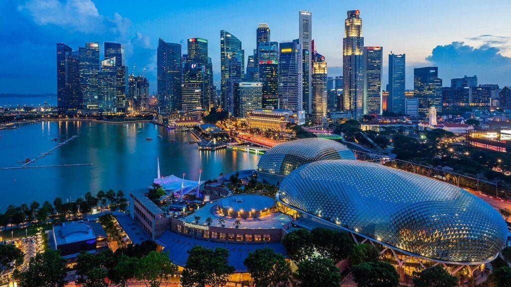 Най-добре планираните градове в света - Сингапур - Топ 10 класация