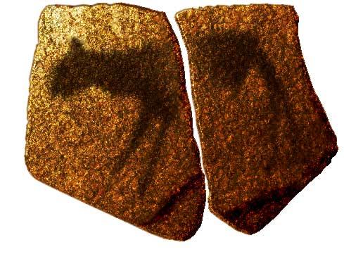 Пещера Аполон 11 - Намибия (25 500 до 27 500 години) - най-старите пещерни рисунки в света
