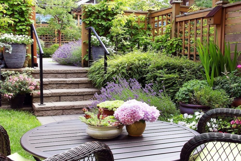 Съвети за красив градински пейзаж - как да го постигнем