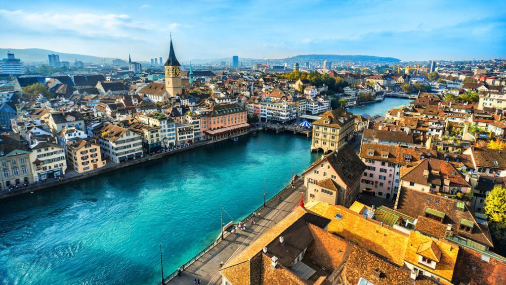 Цюрих, Швейцария - най-добре планираните градове в света