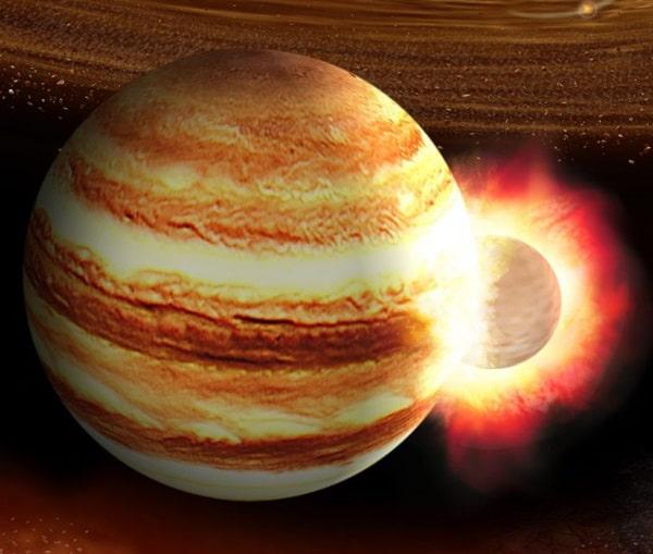 Юпитер може да е бил първата планета - любопитни факти за формирането на нашата слънчева система