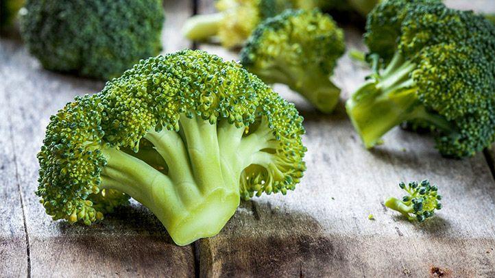Броколи - най-богатите на антиоксиданти плодове и зеленчуци