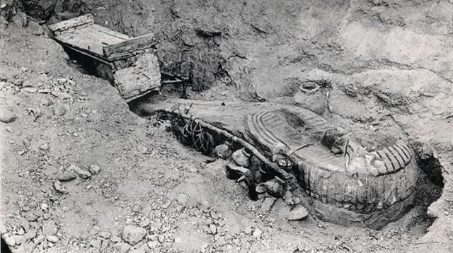 Кой е бил заровен в Курна - необясними загадки от древен Египет