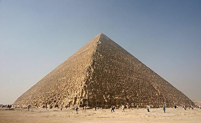 Колко са камерите в Голямата Пирамида