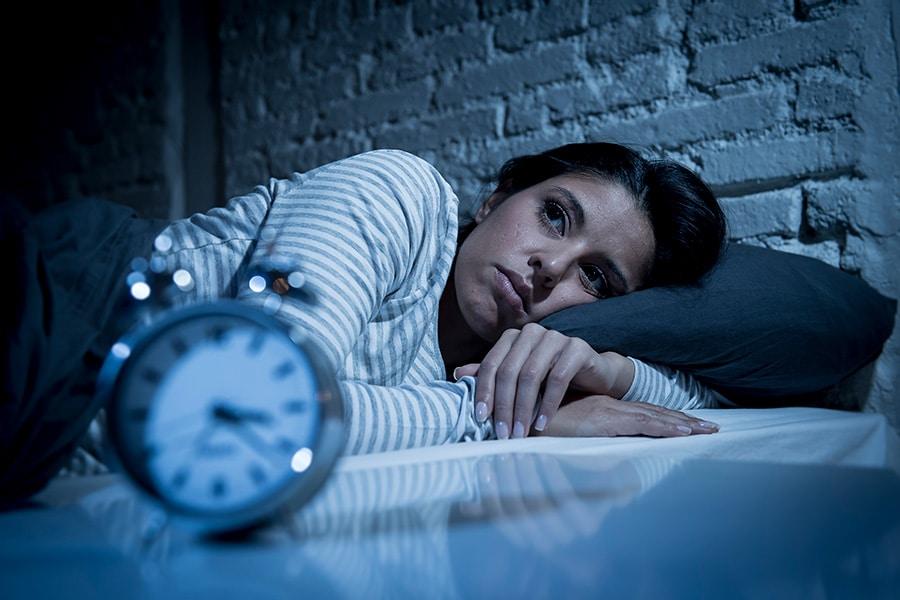 Липса на сън при мозъчна мъгла