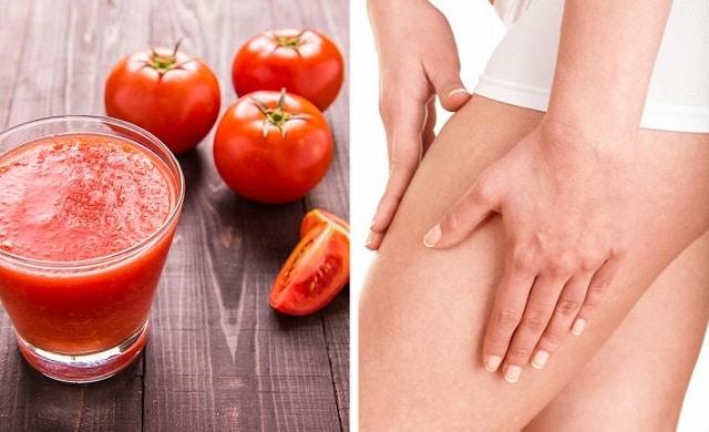 Семена от домати - лечение на разширени вени