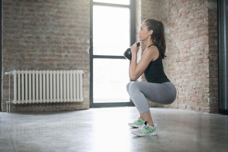 Клекове - най-добрите тренировки във вкъщи