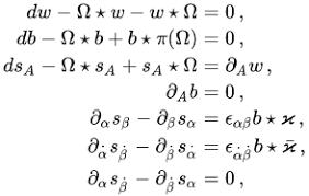 Уравненията на Василиев