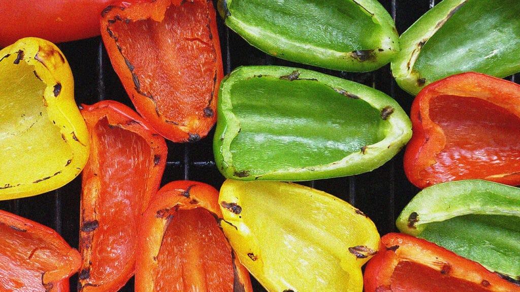 Червени чушки - най-богатите на антиоксиданти плодове и зеленчуци