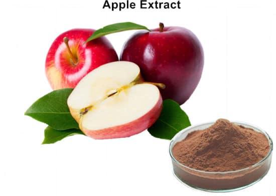 Ябълки - ORAC, еквивалент на Trolox, μmol на 100 гр = 949 - най-богатите на антиоксиданти плодове и зеленчуци