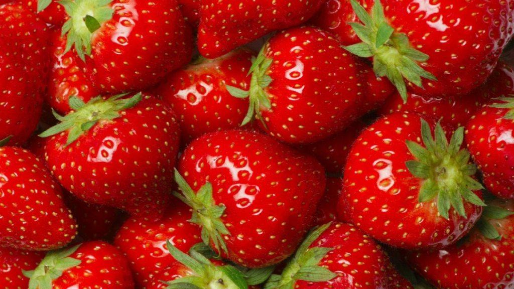 Ягоди - ORAC, еквивалент на Trolox, μmol на 100 гр = 1540 - най-богатите на антиоксиданти плодове и зеленчуци