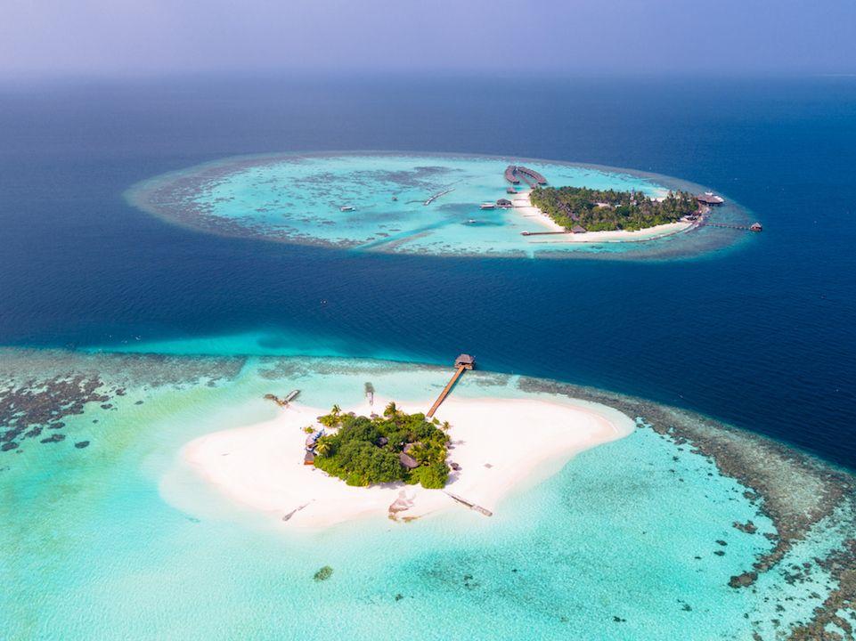 Малдивите, Индийски океан - 10 зашеметяващи природни чудеса
