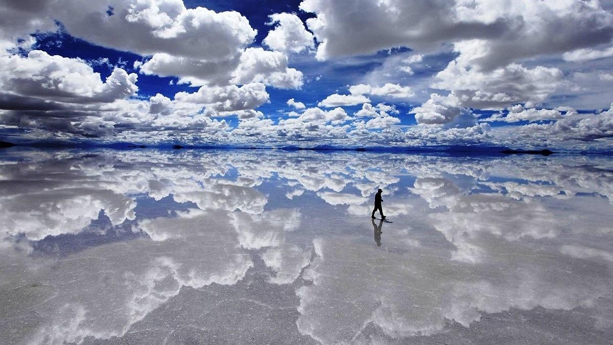 Салар де Уюни, Боливия - 10 зашеметяващи природни чудеса