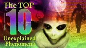 Топ 10 необясними явления, все още загадка за учените