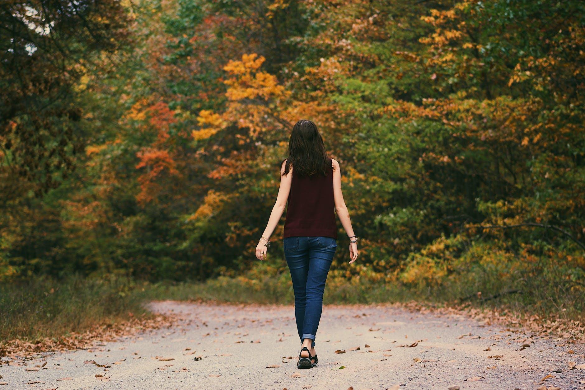 Разходка - най-добрите упражнения за отслабване