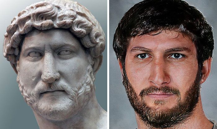 Адриан - най-важните императори на Римската империя