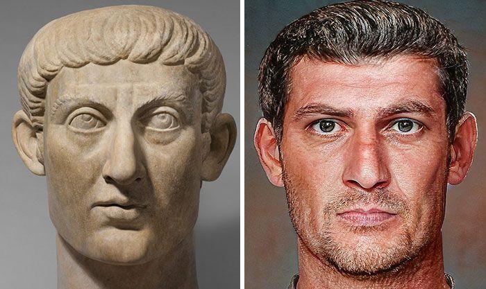 Константин - най-важните императори на Римската империя