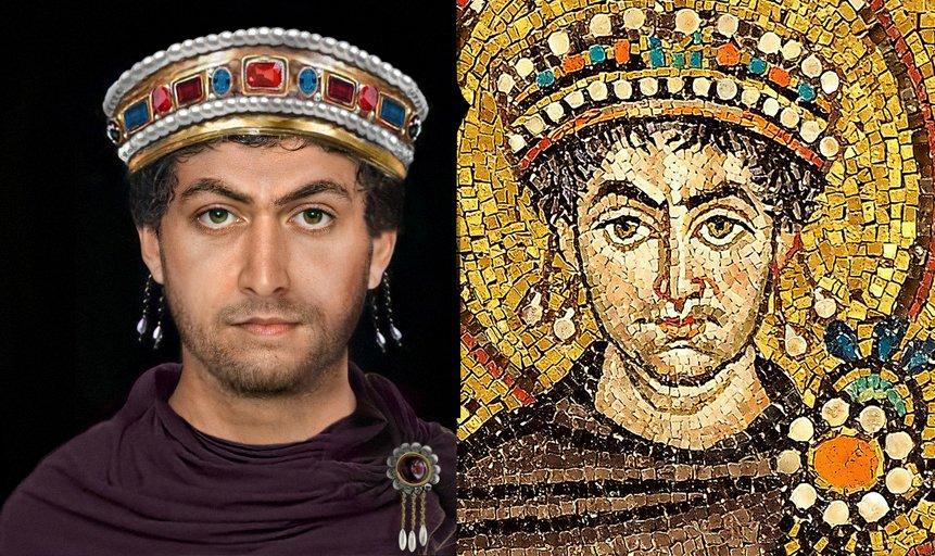 Юстиниан - Най-важните императори на Римската империя