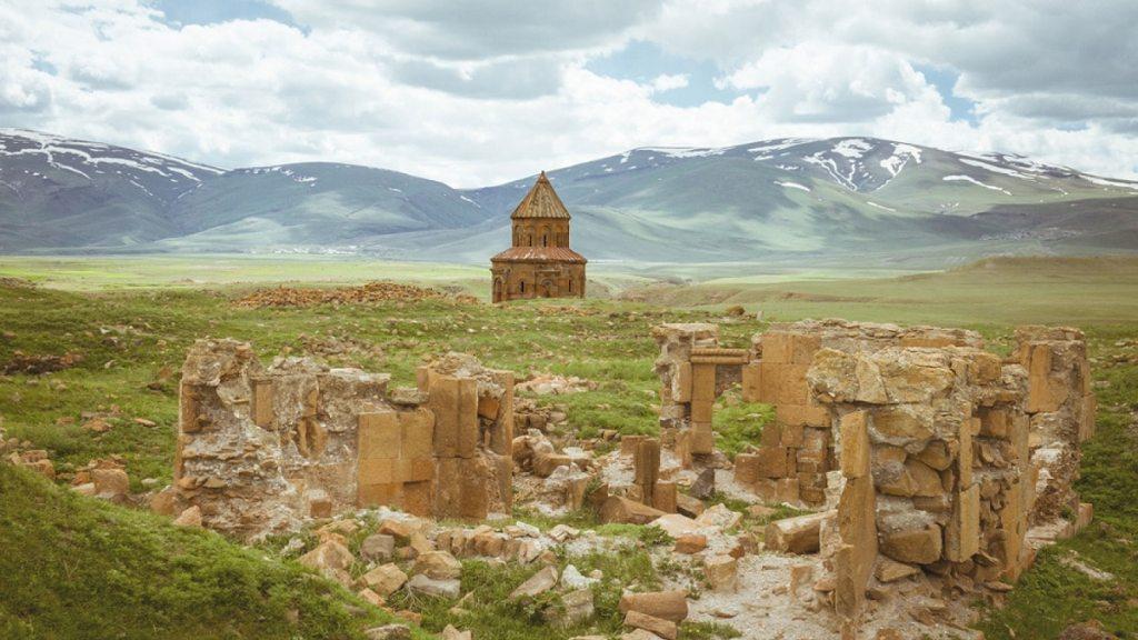Анѝ, провинция Карс, Турция