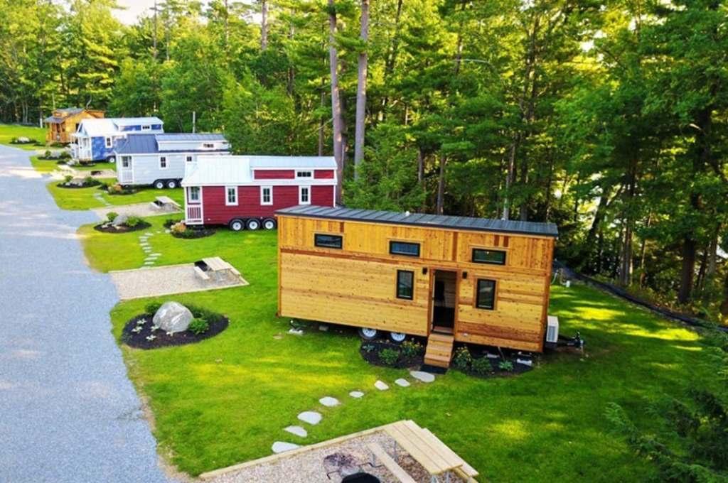 Изберете проект за малък дом - как да си построим евтина къща