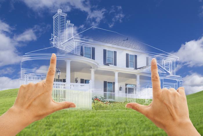 Изберете строителните материали разумно - как да си построим евтина къща