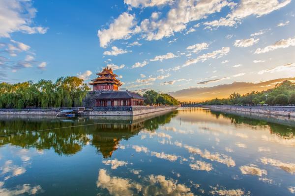 Императорски градини, Пекин, Китай - унищожени обекти на културното наследство