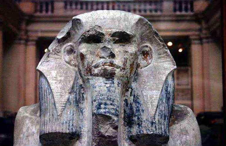 Джосер - най-важните фараони в древен Египет