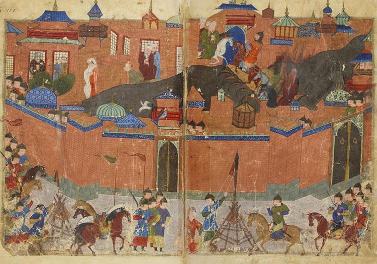 Оскверняването на Багдад, Ирак - унищожени обекти на културното наследство