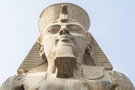 Рамзес II - най-важните фараони в древен Египет