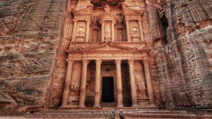 Комплекса Петра в Йордания