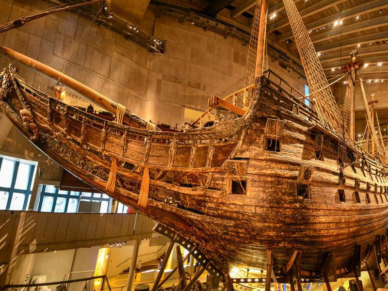 Корабът Васа (Швеция)