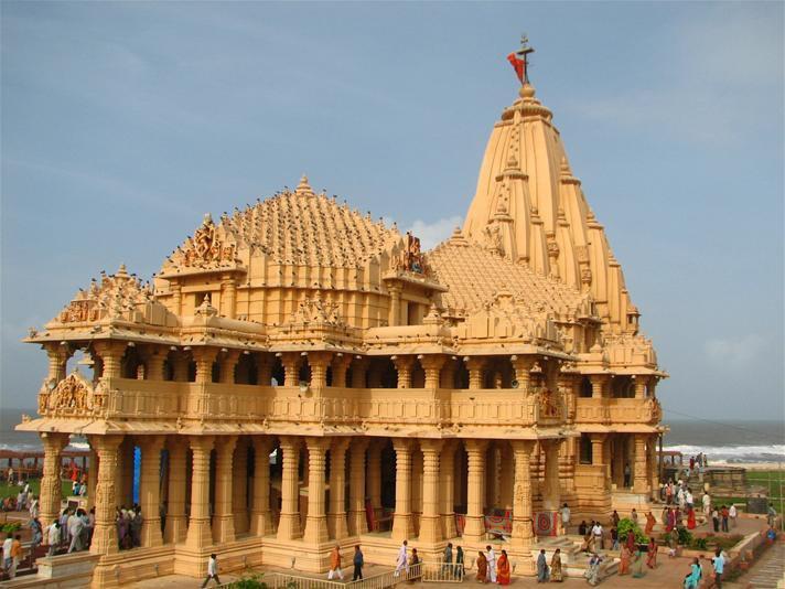 Храмът Сомнат (Индия)