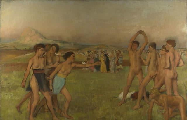 Имало е омраза и борба помежду им - ужасяващи факти за древните Спартанци