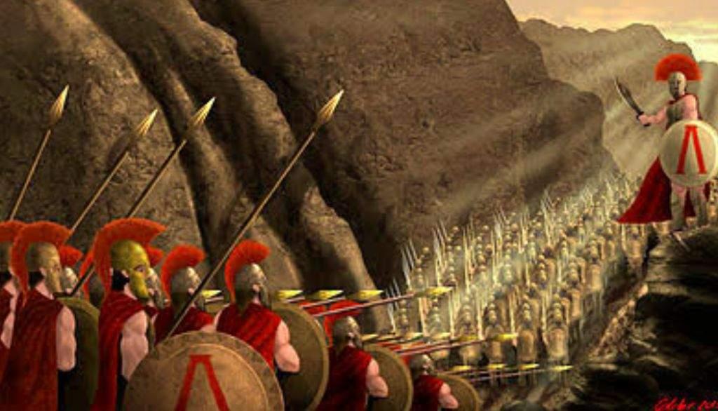 Славната битка при Термопилите - ужасяващи факти за древните Спартанци