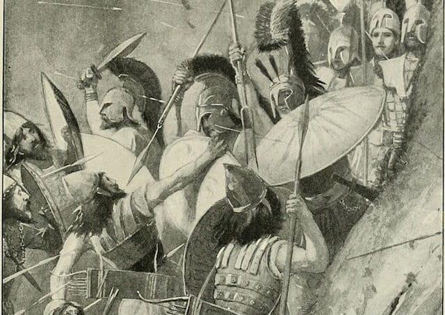 Нямало е такова нещо като предаване - ужасяващи факти за древните Спартанци