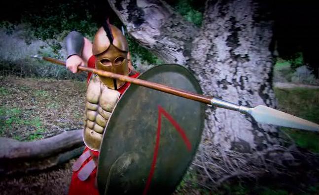 Спартанското оръжие и броня - ужасяващи факти за древните Спартанци