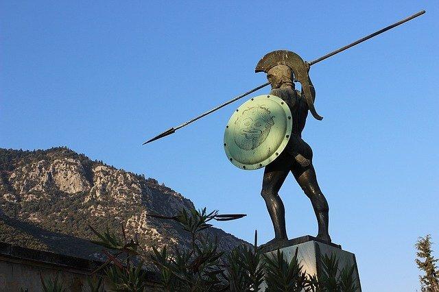 Криптея - ужасяващи факти за древните Спартанци