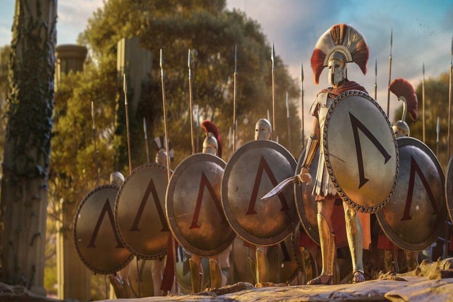 Ужасяващи факти за древните Спартанци - Топ 10 класация