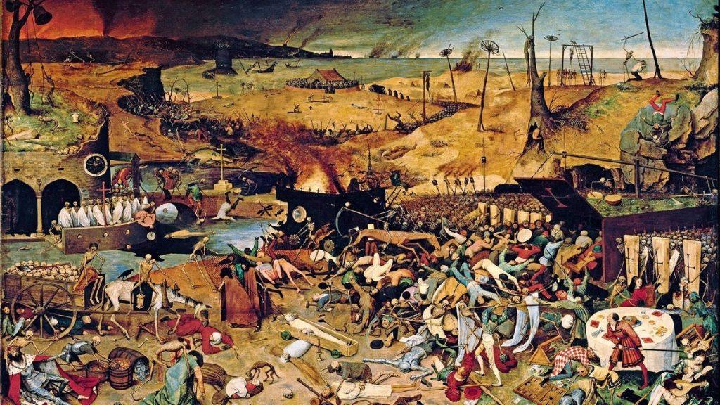 1347-та година - 10-те най-лоши години в човешката история